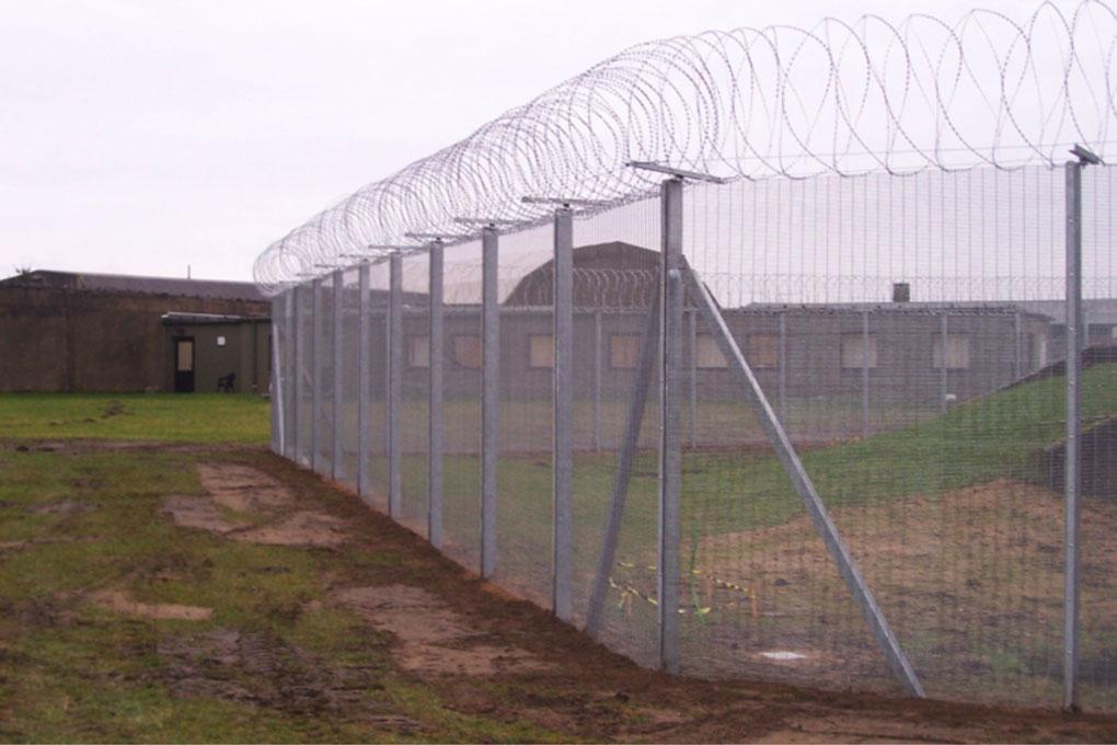 Allens high security fencing fencingfencing